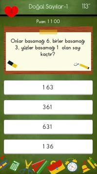 3. Sınıflar Matematik Testleri 截图 18