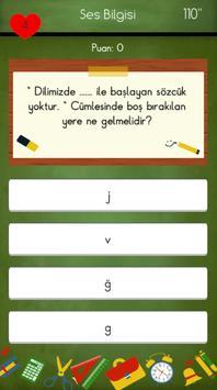 9 Schermata 3. Sınıflar Türkçe Testleri