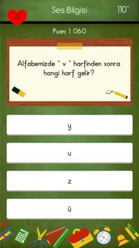 18 Schermata 3. Sınıflar Türkçe Testleri