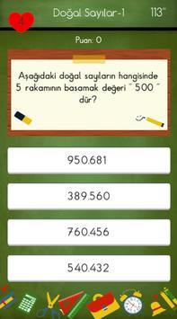 4. Sınıflar Matematik Testleri screenshot 16