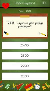 4. Sınıflar Matematik Testleri screenshot 4