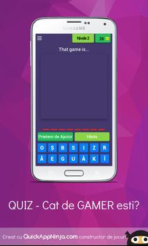 Quiz - Vezi cat de gamer esti! Ghiceste jocul screenshot 2