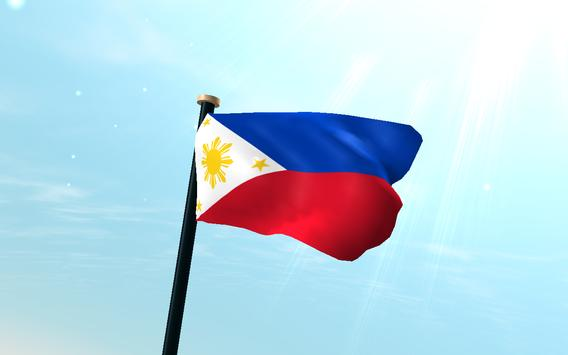 Philippines Flag 3D Free screenshot 5
