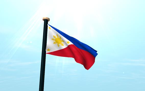 Philippines Flag 3D Free screenshot 6