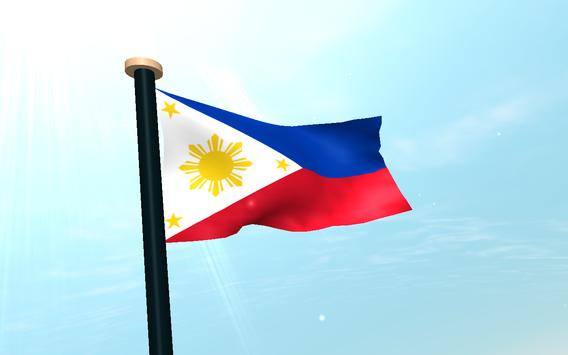 Philippines Flag 3D Free screenshot 8
