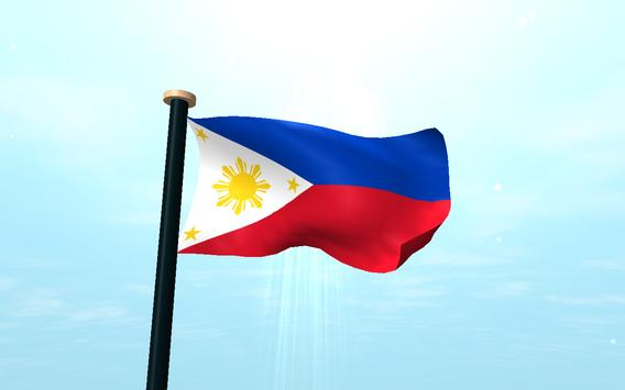 Philippines Flag 3D Free screenshot 9