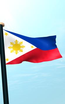 Philippines Flag 3D Free screenshot 13