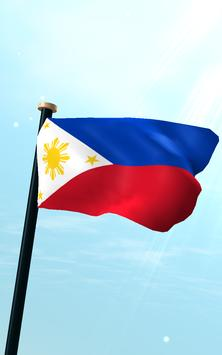 Philippines Flag 3D Free screenshot 10