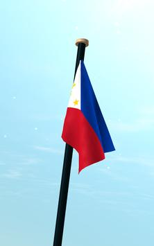 Philippines Flag 3D Free screenshot 12