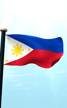 Philippines Flag 3D Free screenshot 14