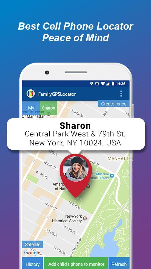 Track a Phone - Family GPS Locator for Android - APK Download