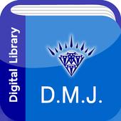 D.M.J. Digital Library icon