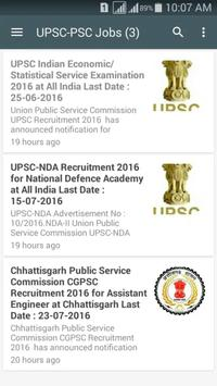 All India Govt and Private Jobs Alert screenshot 1