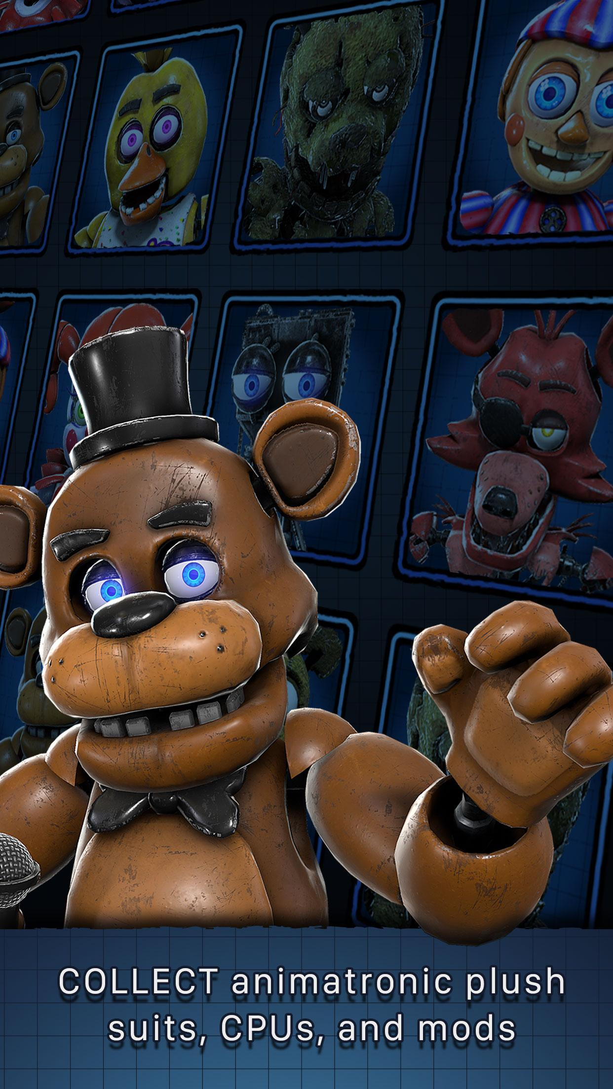 Five Nights at Freddy's AR: Special Delivery poster