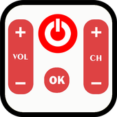 Universal Remote For RCA أيقونة