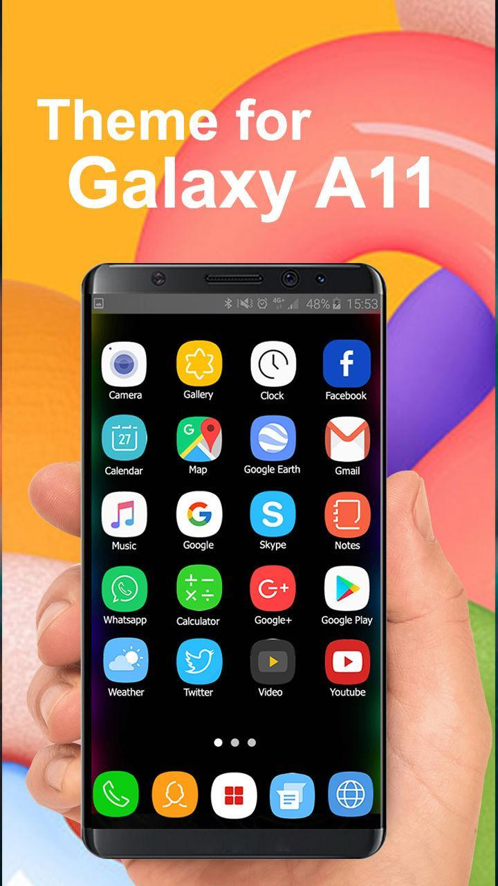 Launcher Theme For Galaxy A11 Wallpaper For Android Apk Download