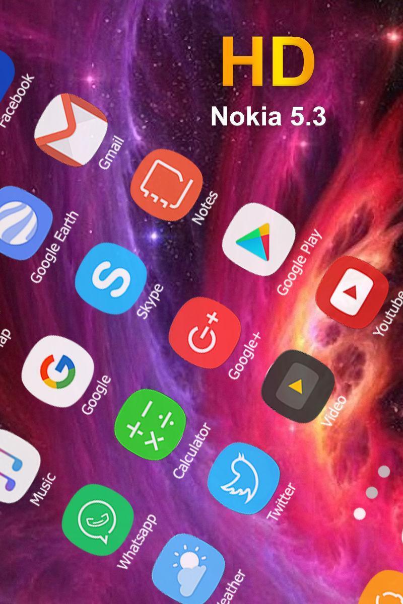 Theme Pour Fond D Ecran Nokia 5 3 Pour Android Telechargez L Apk