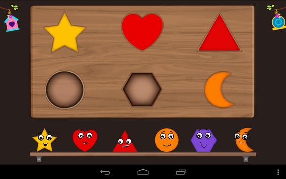 Shapes for Kids screenshot 3