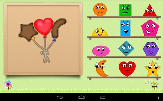 Shapes for Kids screenshot 10