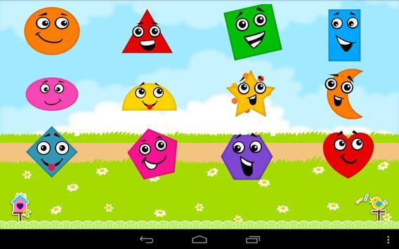 Shapes for Kids screenshot 14