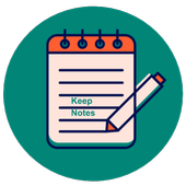 Keep Notes icon