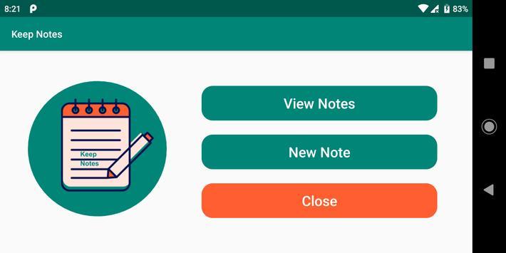 Keep Notes screenshot 3