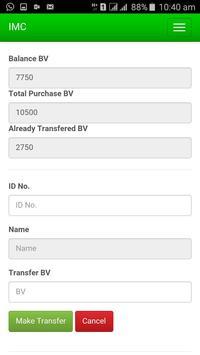 IMC Business Screenshot 1