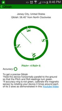 Islamic Prayer Time & Calendar imagem de tela 2