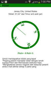 Waktu Solat dan Kalendar Islam syot layar 2