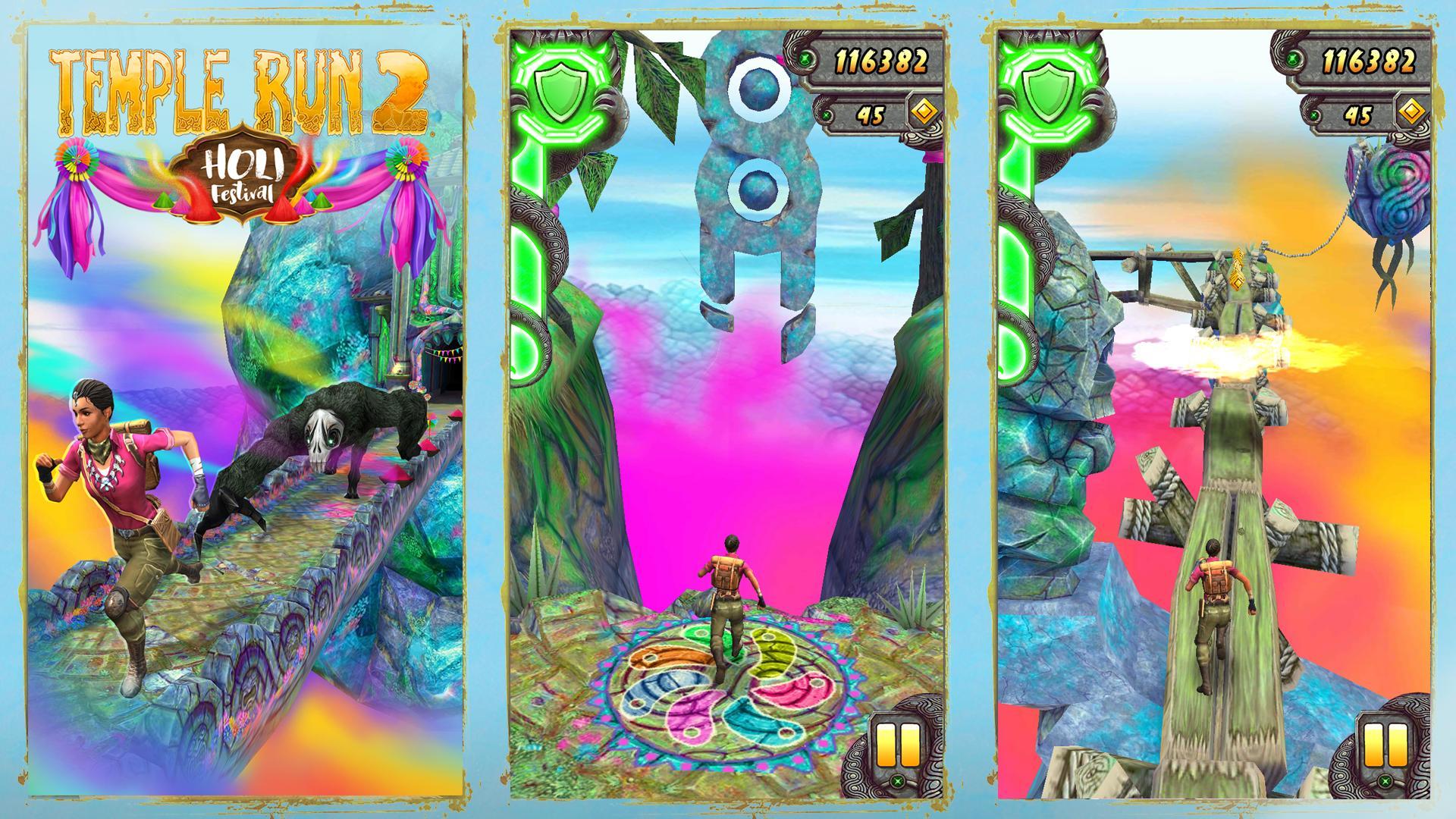 Temple Run 2 screenshot 1