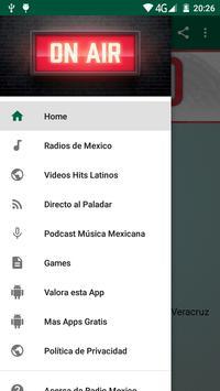 Mexico Radio screenshot 1