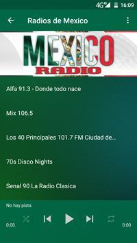 Mexico Radio screenshot 2