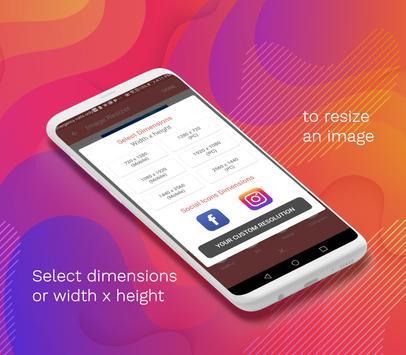 Bild Resizer-foto Zuschneiden Und Bild Verkleinern Screenshot 22