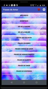 Frases Bonitas de Amor y Románticas poster
