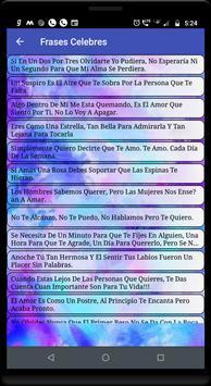 Frases Bonitas de Amor y Románticas screenshot 2
