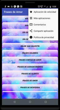 Frases Bonitas de Amor y Románticas screenshot 3
