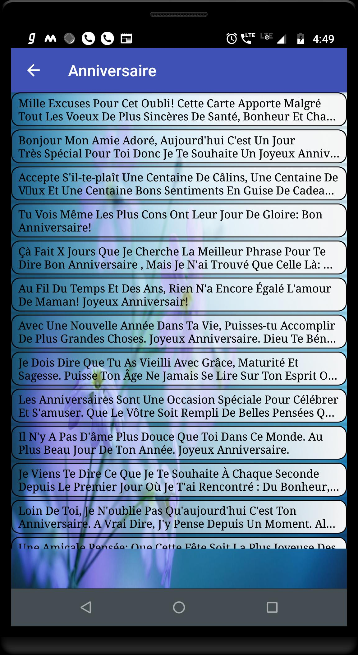 Citations Et Poèmes D Amour For Android Apk Download