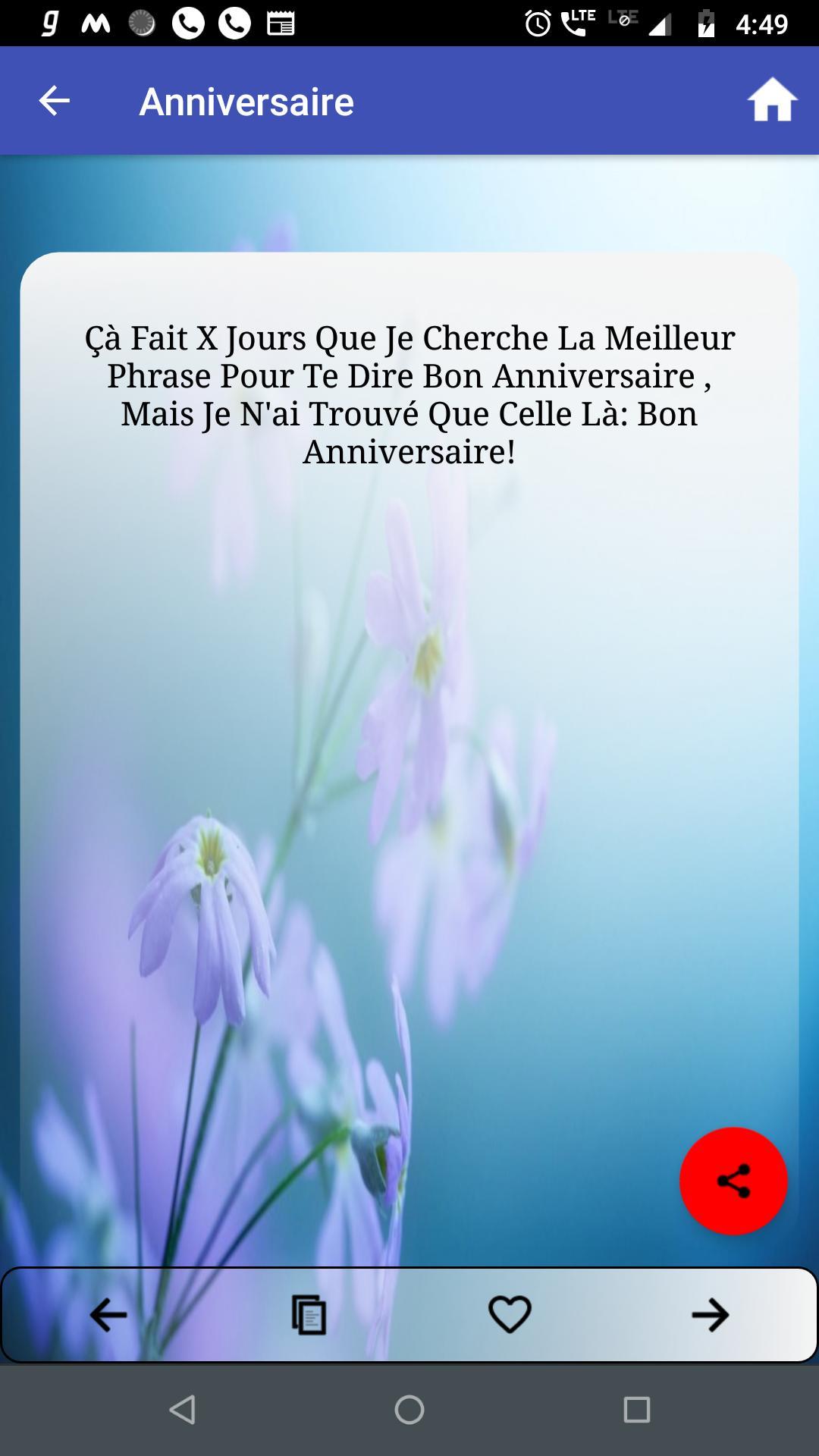 Citations Et Poèmes Damour For Android Apk Download
