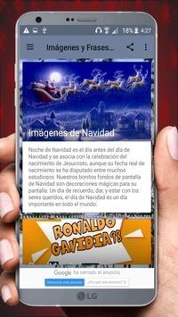 Imágenes y Frases de Navidad poster