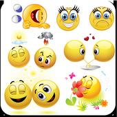 Icona Emoticones para whatsapp - WAStickerApps