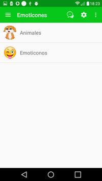 4 Schermata Emoticones para whatsapp - WAStickerApps
