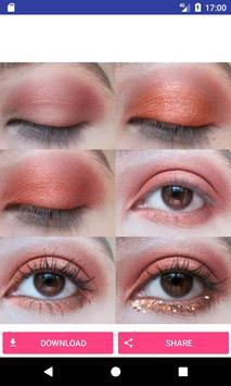 Beauty Eyes make up tutorials poster