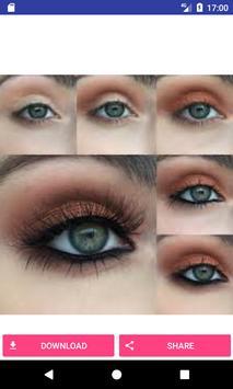 Beauty Eyes make up tutorials screenshot 1