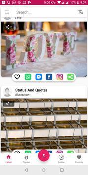 best image status app to earn easy money screenshot 1