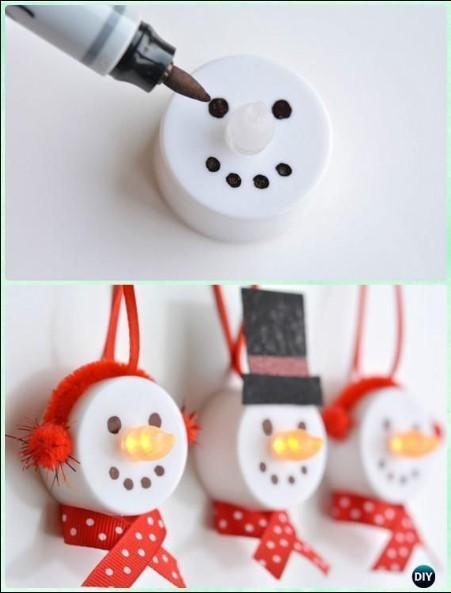 Risultati immagini per diy christmas decorations 2017