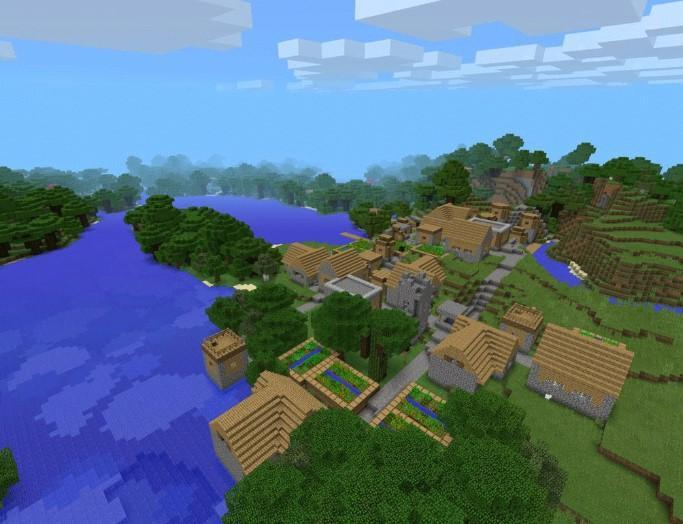 best seeds for minecraft pe for Android - APK Download