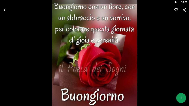 Buongiorno Con Rose E Fiori For Android Apk Download