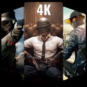PUBG backgrounds - 4K wallpaper icon