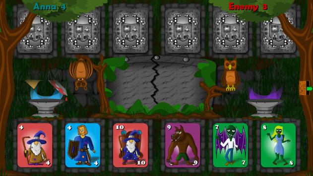 Card Game 4 Races screenshot 5