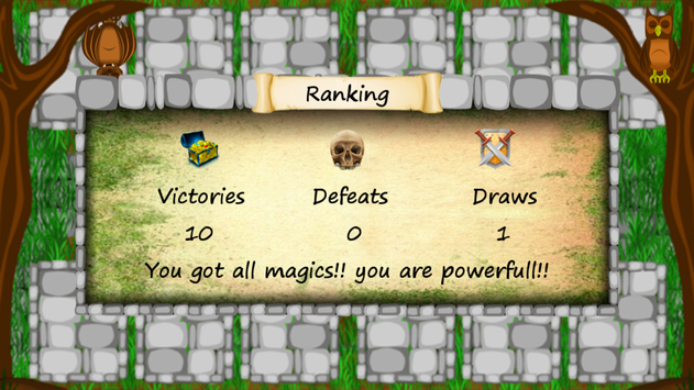 Card Game 4 Races screenshot 6